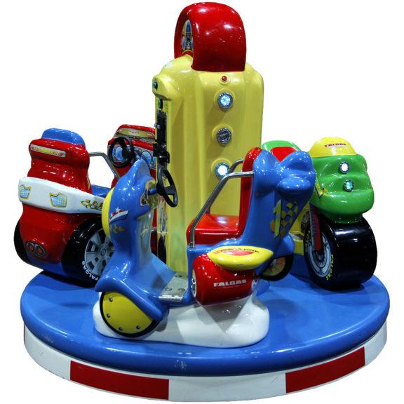 Autokaruselli lapsille