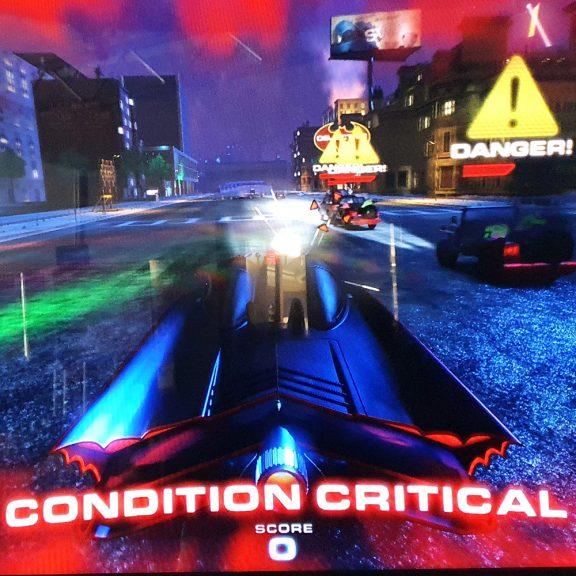 Batman arcade-peli