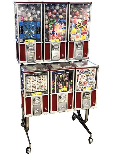 Beaver leluautomaatit / myyntiautomaatit ova maailman tunnetuimpia myyntiautomaatteja