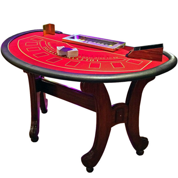 Black Jack -pöytä