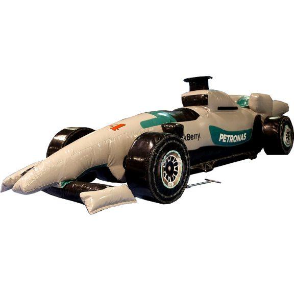 Formula-renkaanvaihtopeli – Mercedes