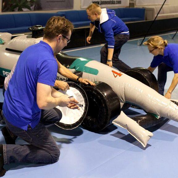 F1-varikkokilpailu