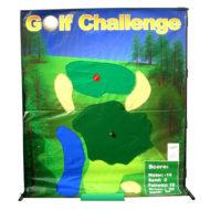 Golf Challenge-lyöntivelcroseinä