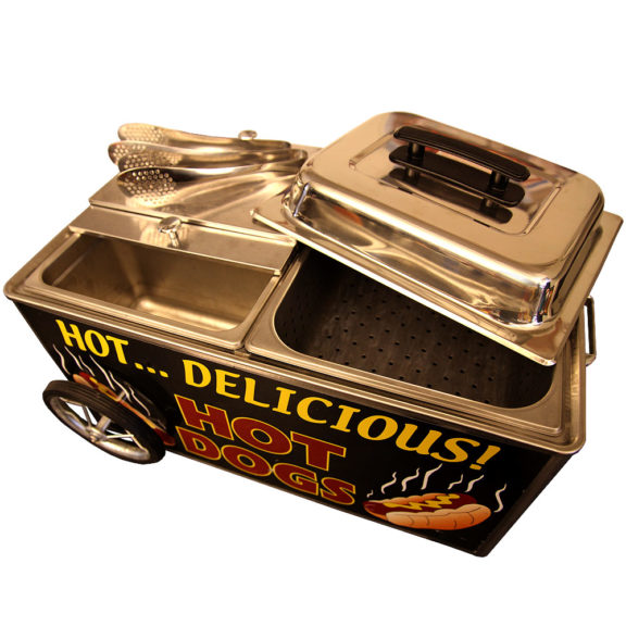 Hot Dog -minikärry