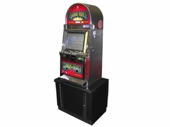 Kasinoautomaatti Game King