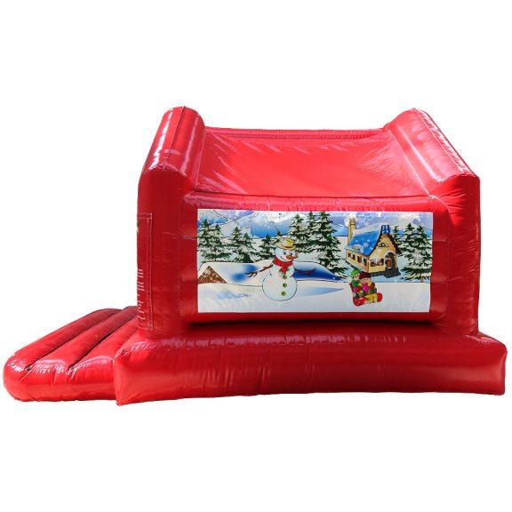 Joulu -pomppulinna