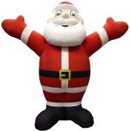Puhallettava joulupukki 2