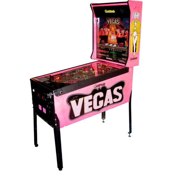 Las Vegas -flipperi