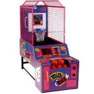 Lasten koripallopeli