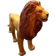 Leijona koristepatsas