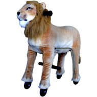 Leijona-ratsu lapsille