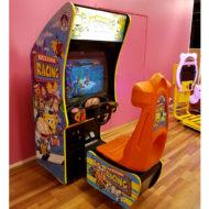 Nicktoons-autopeli lapsille
