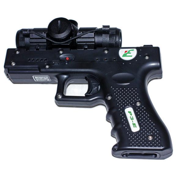 Optinen pistooliaamunta