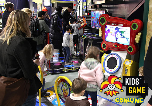 Jokerit Kids´ Game