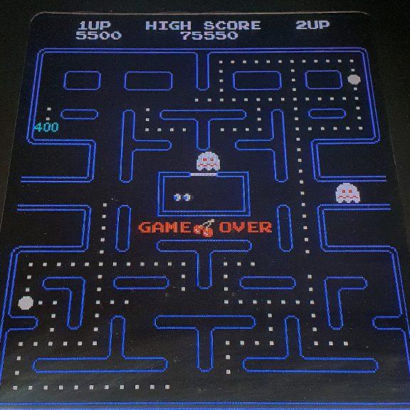 Pac Man – arcade videopeli