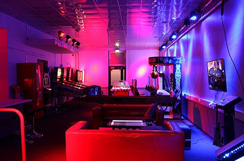 Party Room tapahtuma- ja juhlatila
