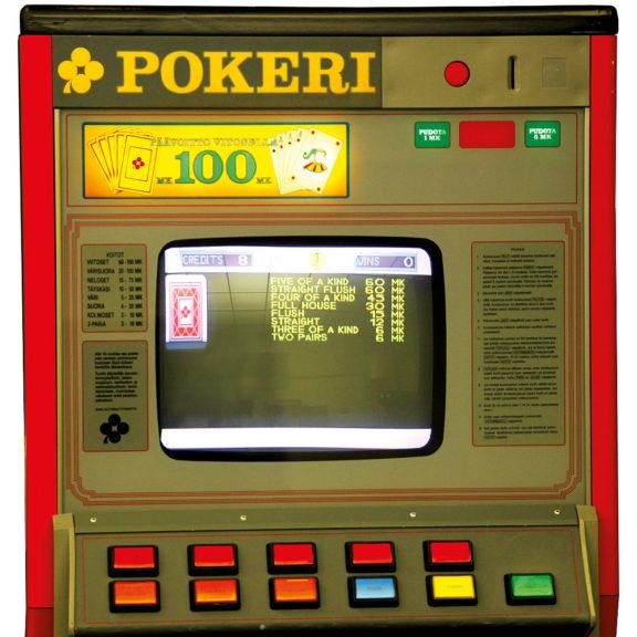 Pokerikone