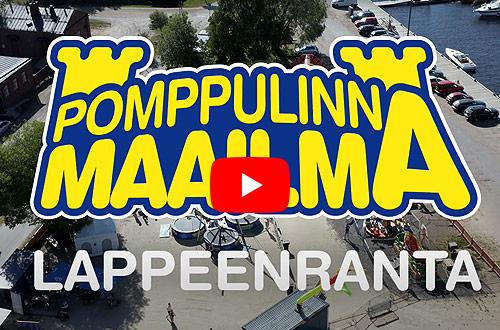 Pomppulinnamaailma Lappeenranta