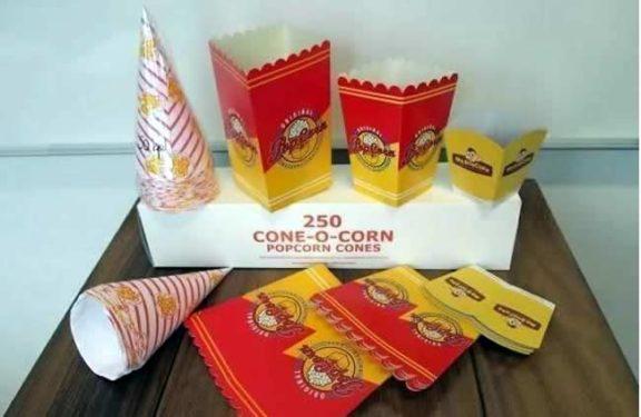 Popcorntarvikkeet