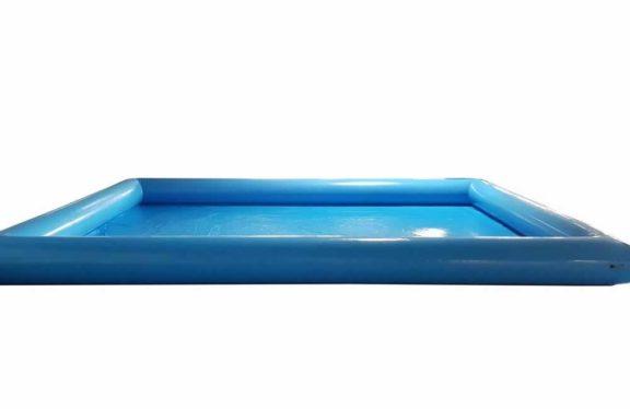 Puhallettava vesi-/ pallomeriallas