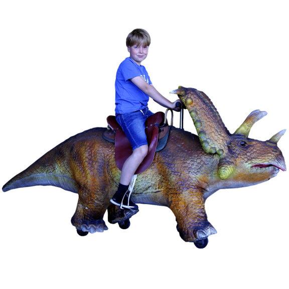 Ratsastettava Dinosaurus