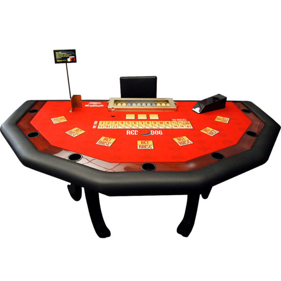 Red Dog -pöytä