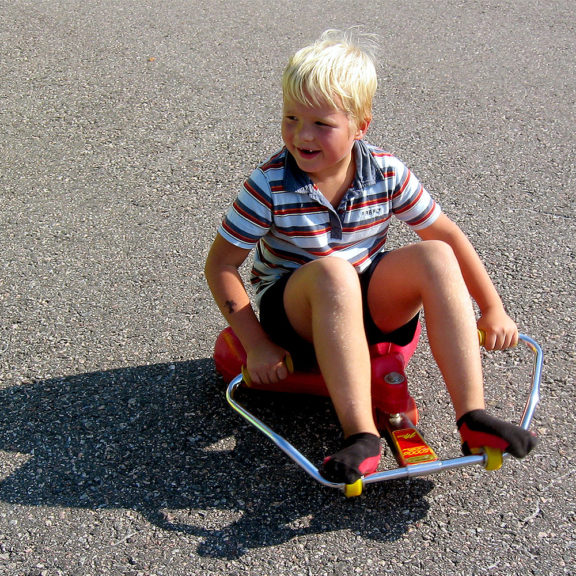 Roller racer – rullakilpuri (3 kpl)