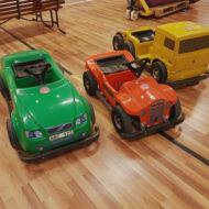 SB-akkuautot lapsille
