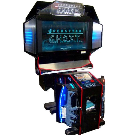 Operation G.H.O.S.T. – arcade peli