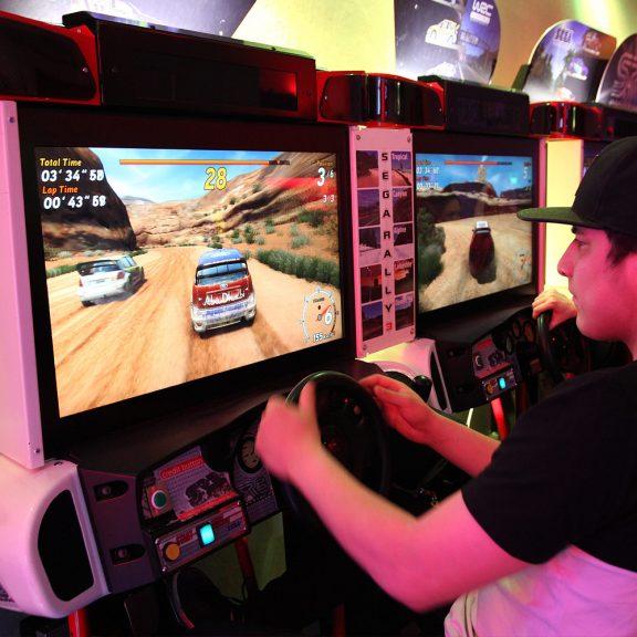 Sega Rally 3 – kahdelle pelaajalle