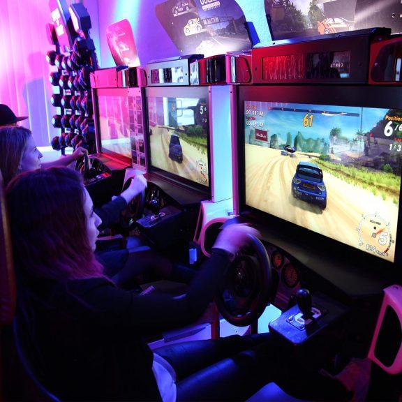 Sega Rally 3 – neljälle pelaajalle