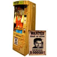 Sheriffi-etsintäkuulutusautomaatti