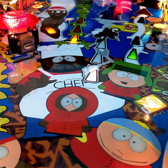 South Park -flipperi