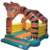 Tiikeri-pomppulinna