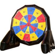 Jalkapallo-darts