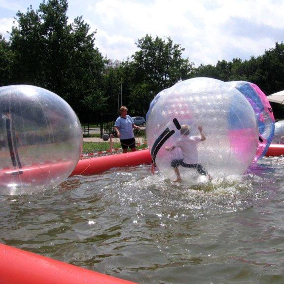 Vesikävelypallo