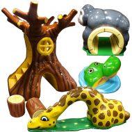Viidakko-leikkipaikka
