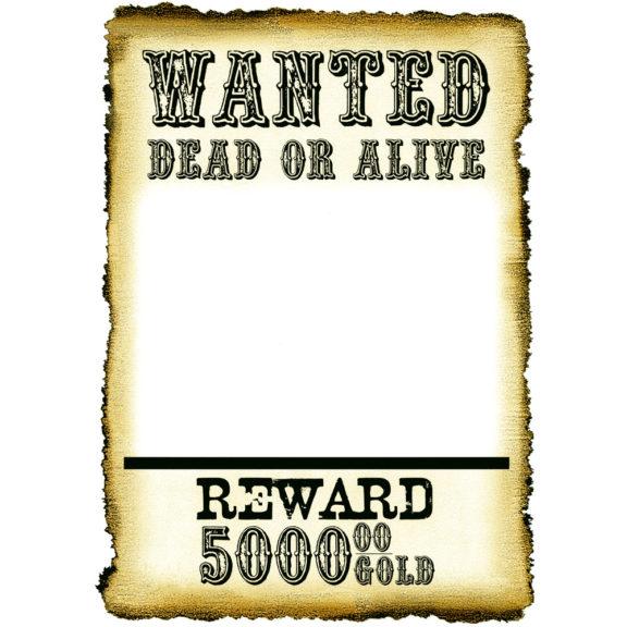 Wanted-etsintäkuulutusautomaatti