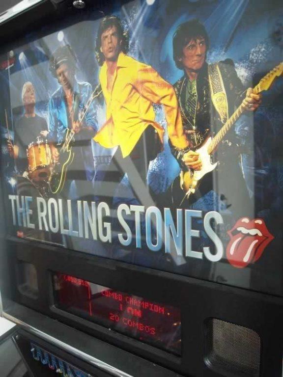 Rolling Stones -flipperi