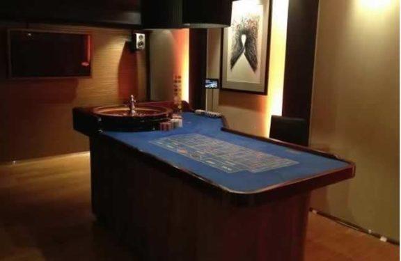 Rulettipöytä